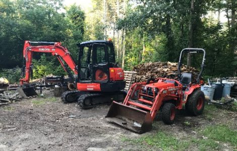 Landscaping Machines